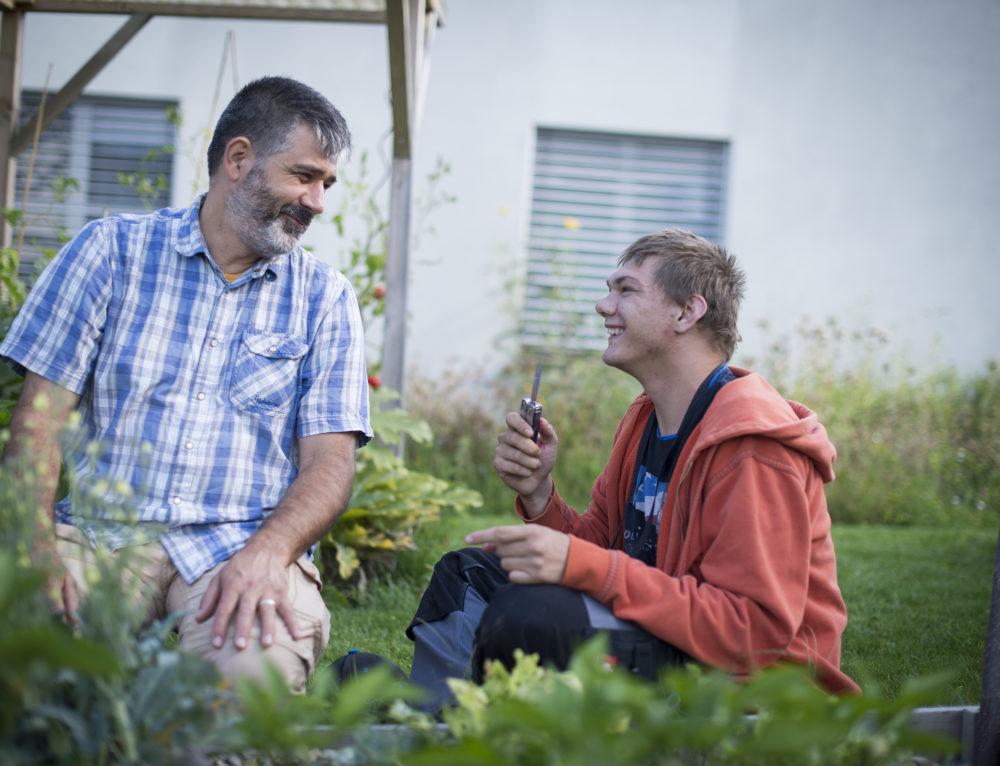 (Deutsch) Neuen Projekt eine Arche Gemeinschaft in Beromünster