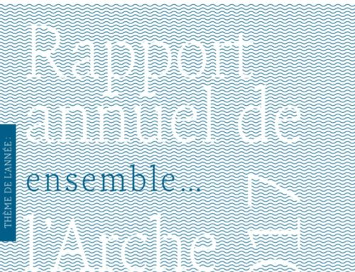 Le nouveau rapport annuel est en ligne