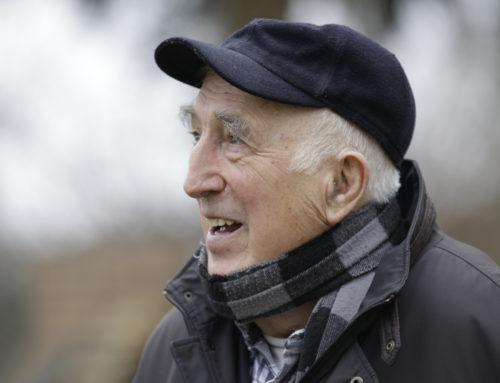 Jean Vanier, der Gründer der Arche, ist gestorben