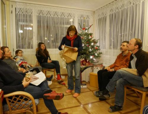 (Français) Fête de Noël dans les foyers