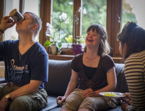 (Français) Reportage sur un foyer de L'Arche Fribourg