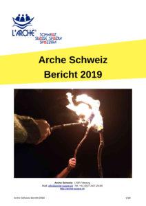 Bericht Arche Schweiz 2019