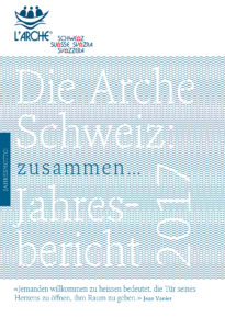Bericht Arche Schweiz 2017